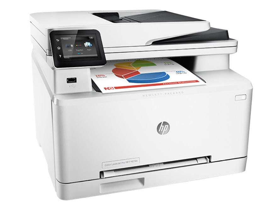 HP LaserJet Color Pro MFP M274n-3