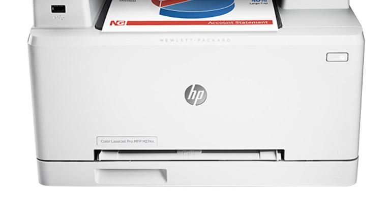 HP LaserJet Color Pro MFP M274n-4