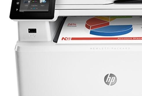 HP LaserJet Color Pro MFP M274n-6