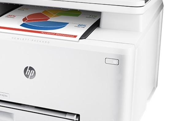 HP LaserJet Color Pro MFP M274n-8