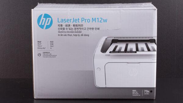 HP LaserJet Pro M12w 17