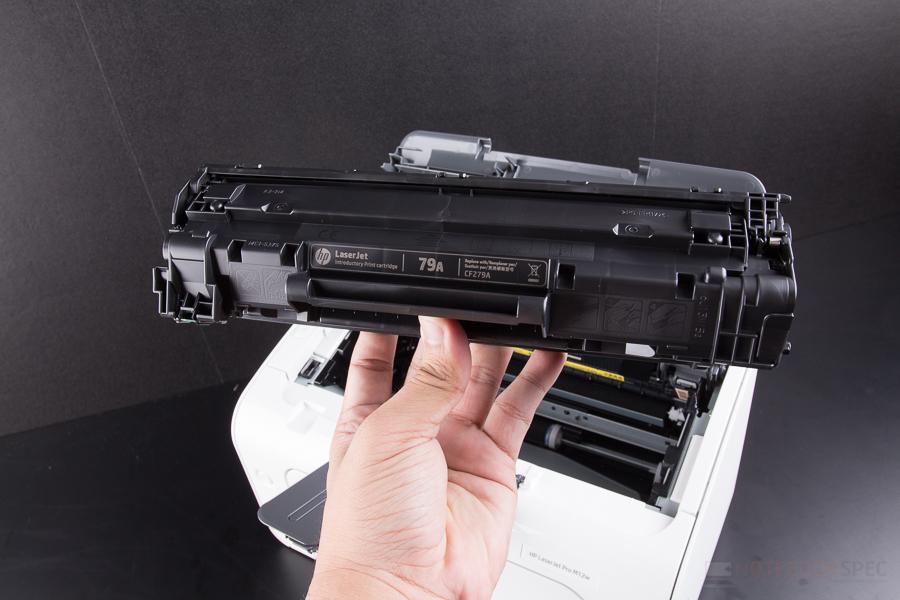 HP LaserJet Pro M12w-38