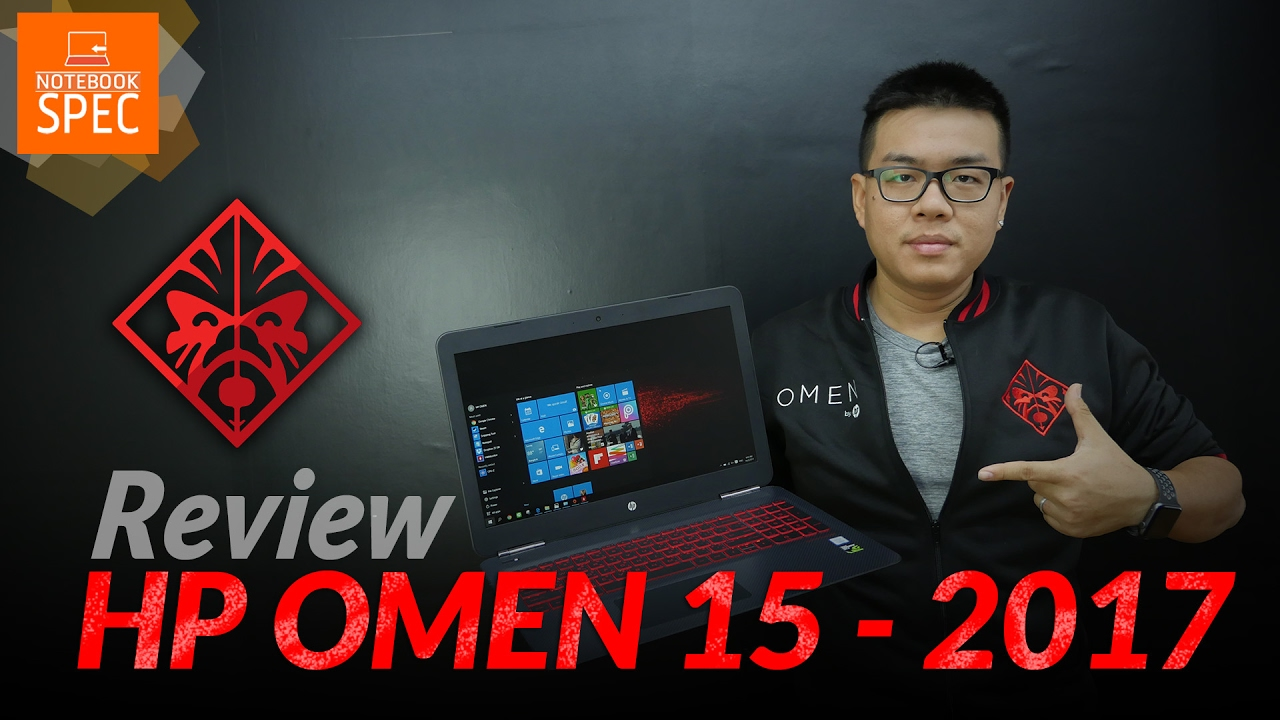HP OMEN 15 2017 th