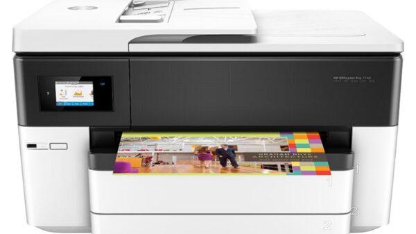 HP Officejet Pro 7740 1