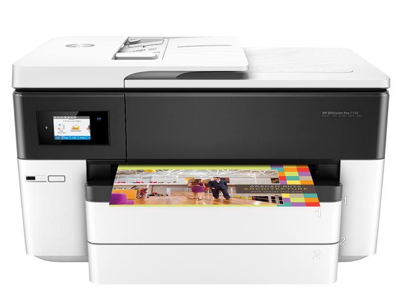 HP Officejet Pro 7740-1