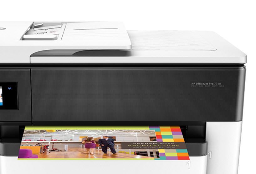 HP Officejet Pro 7740-2