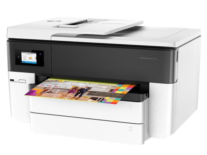 HP Officejet Pro 7740-3