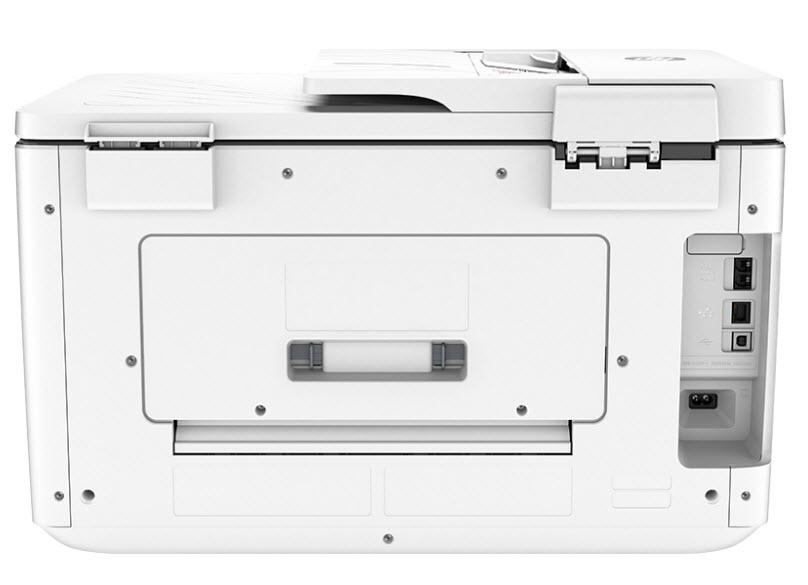 HP Officejet Pro 7740-4