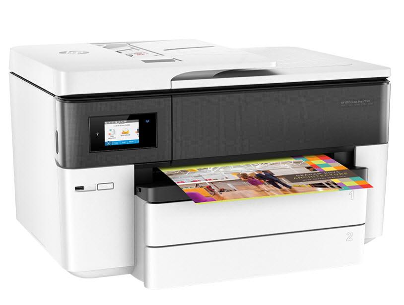 HP Officejet Pro 7740-8