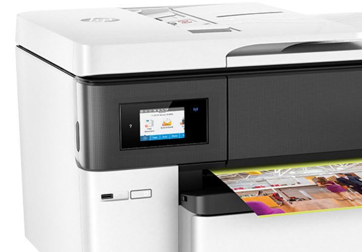 HP Officejet Pro 7740-9