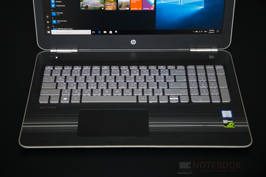 HP Pavilion 15 - GTX 1050 Review-4