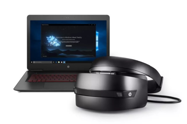 HP Windows Mixed Reality development kits 600