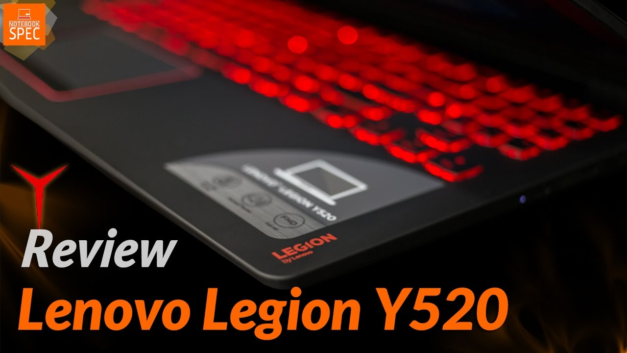 Lenovo Legion Y520 th