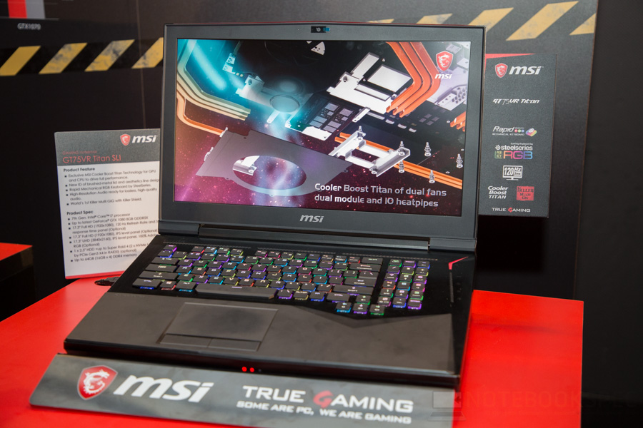 MSI Computex 2017 14