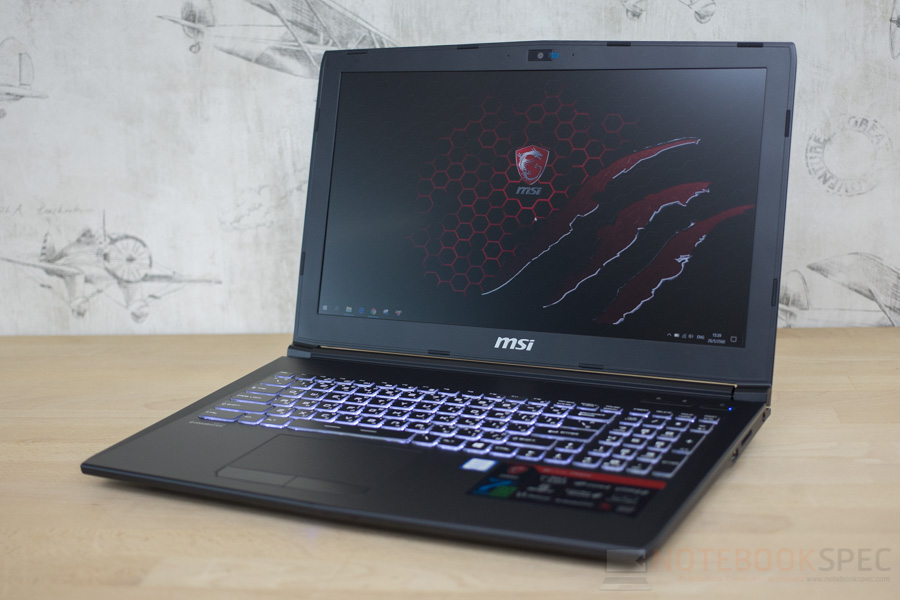MSI GL62M 7REX Review 43
