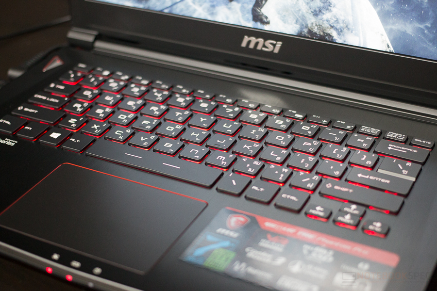 MSI GS43 7RE-15