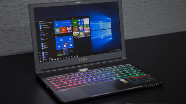 MSI GS637 RE Stealth Pro Review 4