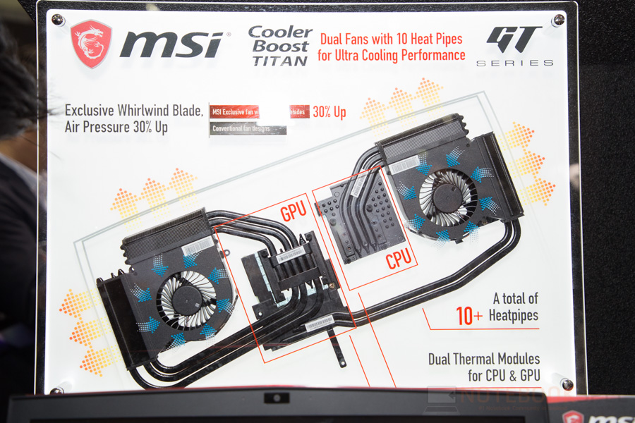 MSI Gaming Notebook Computex 2017 52
