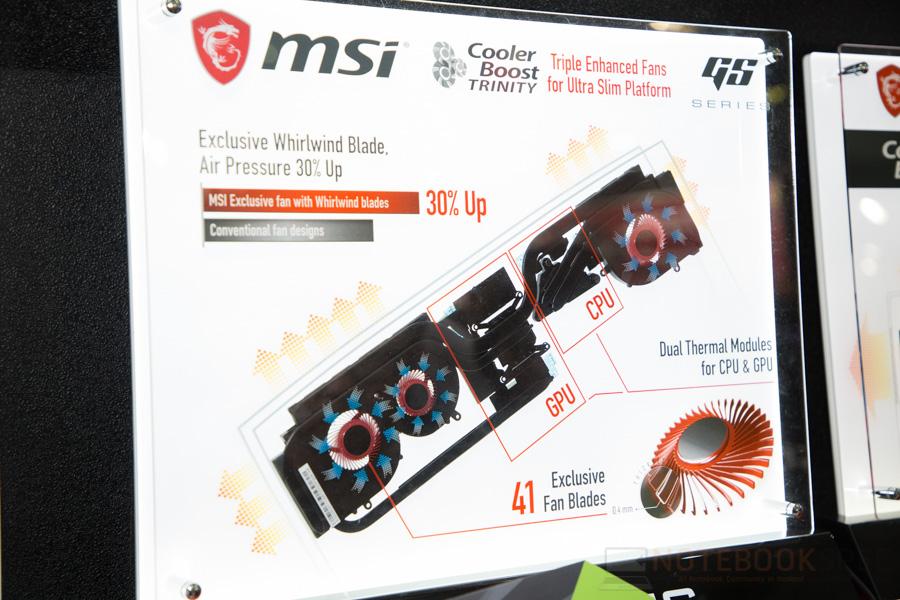MSI Gaming Notebook Computex 2017 53