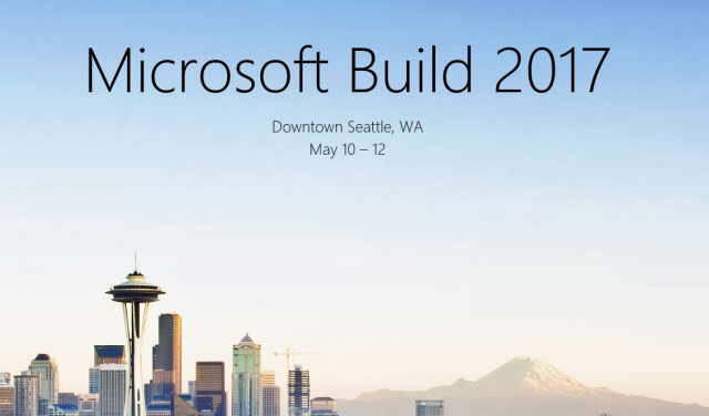 Microsoft Build 2017 600 01