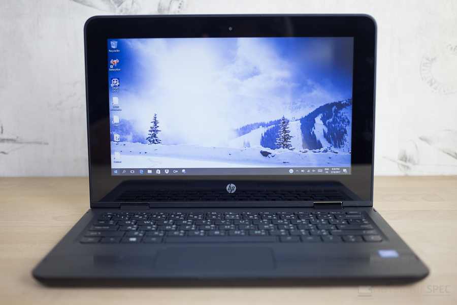 Notebook HP Pavilion x360 11-ab038TU-13