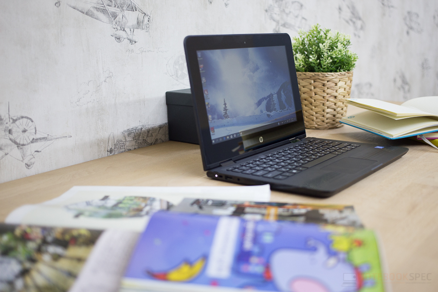 Notebook HP Pavilion x360 11-ab038TU-39