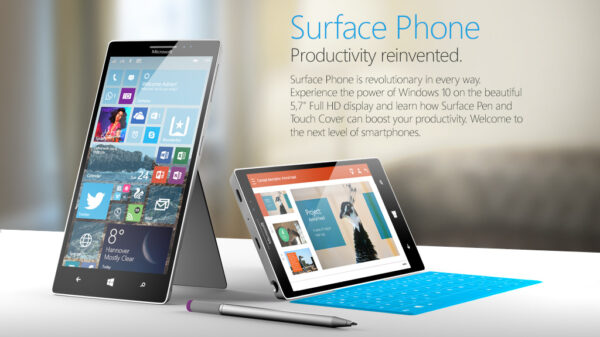 Surface Phone Windows 10 concept 600 01