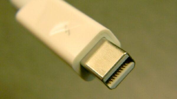 Thunderbolt Connector