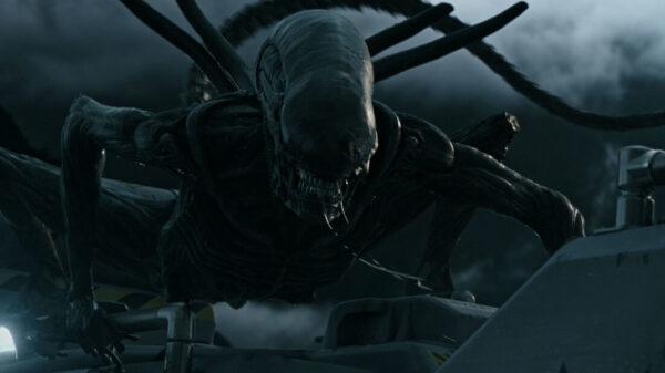 VR title Alien franchise 600