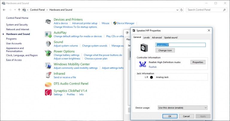 Windows 10-Sonic-surrond-3