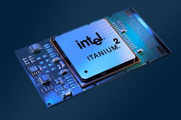 cpu intel itanium 600