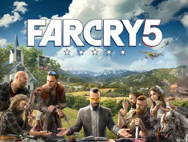 """[Game 2017] Ubisoft ปล่อยโปรโมทภาพแรก Far Cry 5 อย่างเป็นทางการในธีม """"มือปืนอเมริกัน"""""""