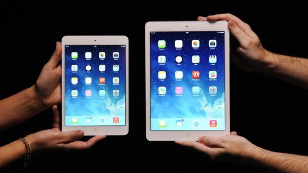 iPad mini and iPad Pro 600 01