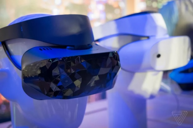 ASUS Dell Windows Mixed Reality headsets 600 01