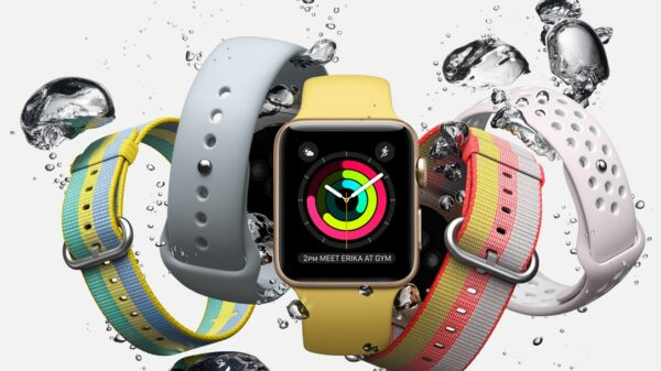 Apple Watch Series 2 600