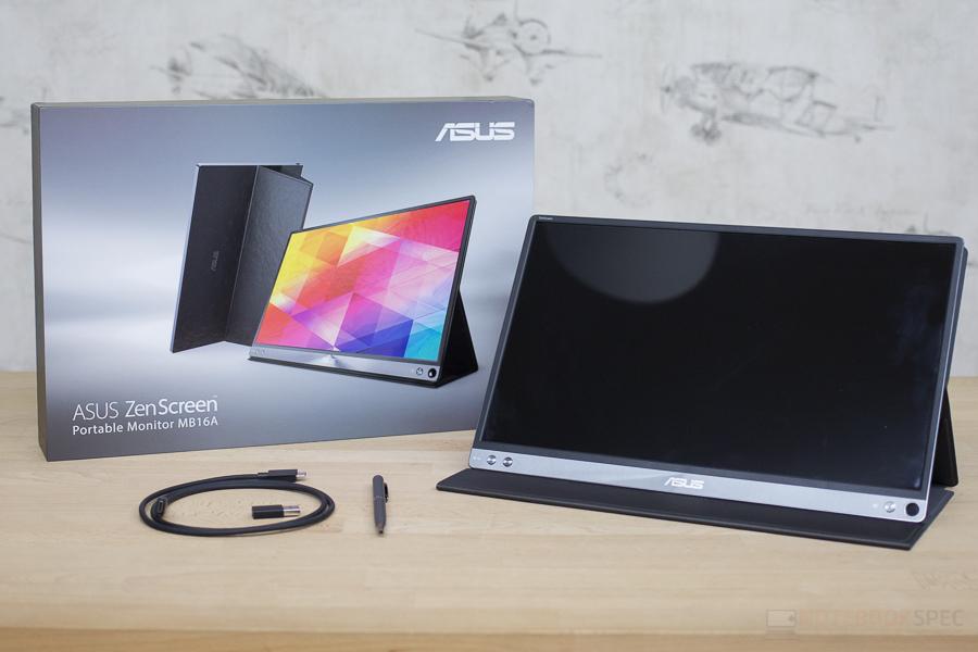 Asus ZenScreen 9