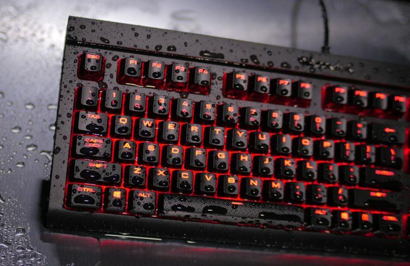 Corasir K68 mechanical keyboard 600 01