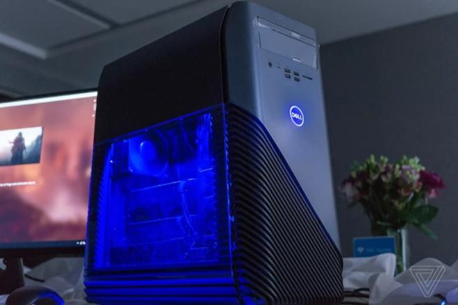 Dell Inspiron Gaming Desktop 600 01
