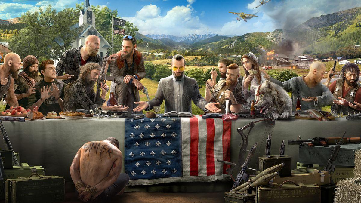[Game 2017] อดเลยสายปีน Ubisoft เผยเหตุใด Far Cry 5 ภาพล่าสุด ถึงไม่มีหอให้ปีนกันแล้ว