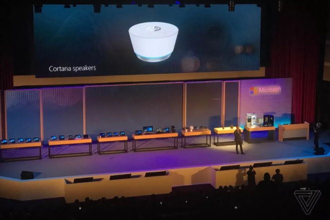 HP cortana speakers 600