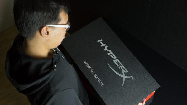 HyperX Were All Game 2