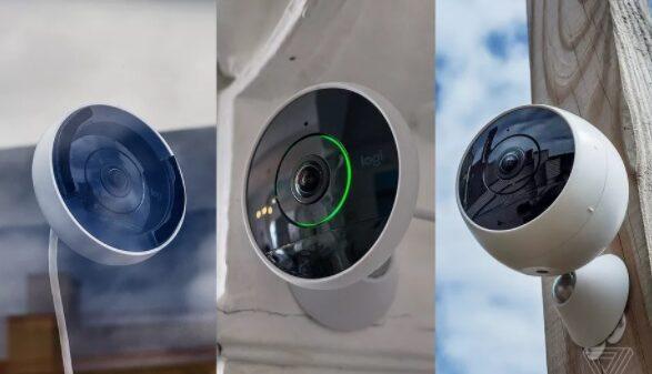 Logitech Circle 2 security camera 600 01