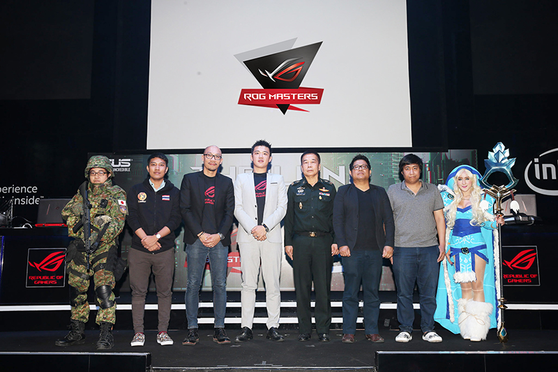 ROG Masters 2017 Thailand 1