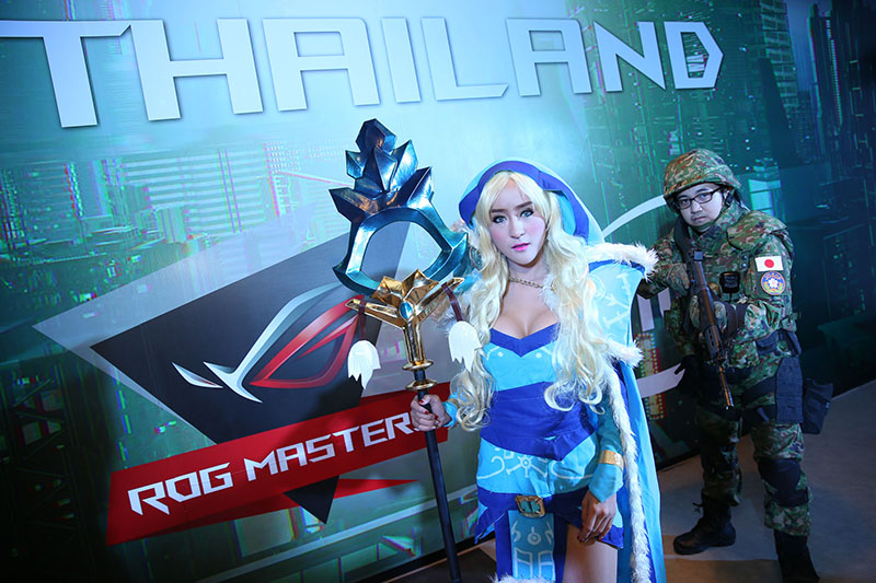 ROG Masters 2017 Thailand 3