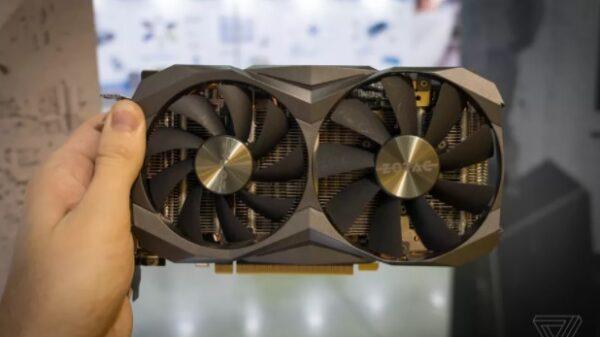 Zotac GeForce GTX 1080 Ti Mini 600