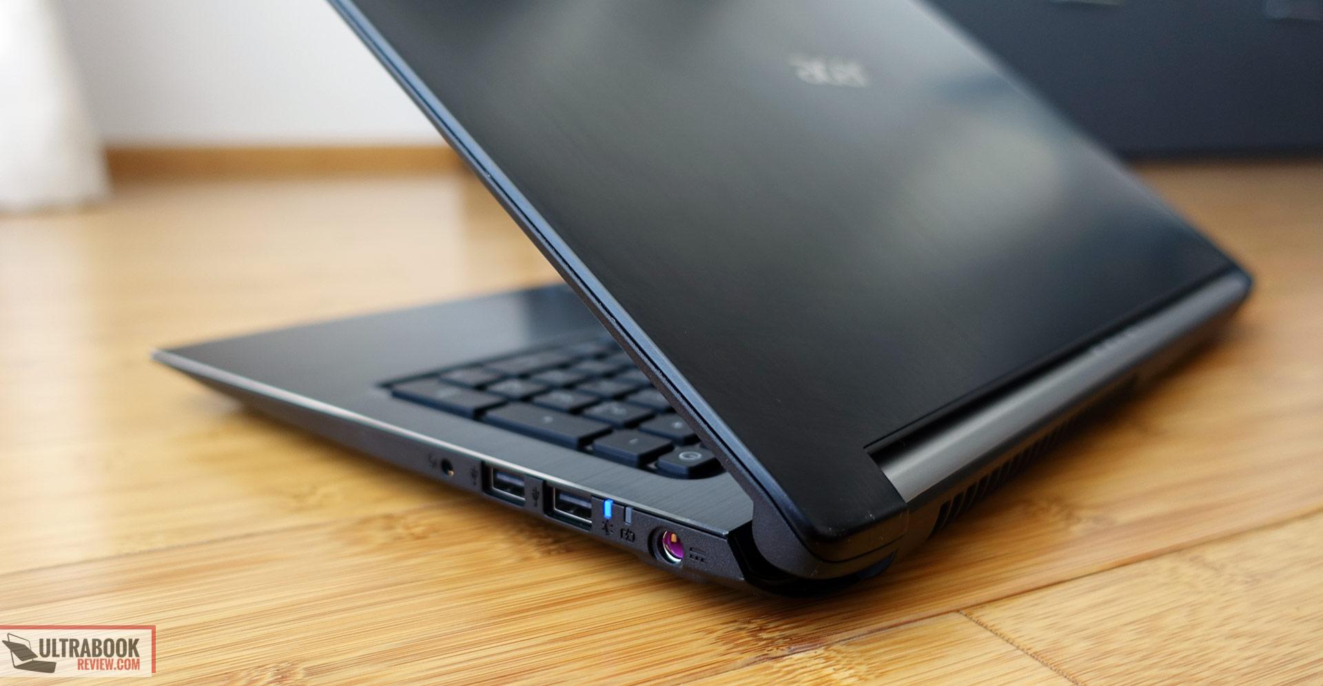 Review Acer Aspire 7 A715 71G