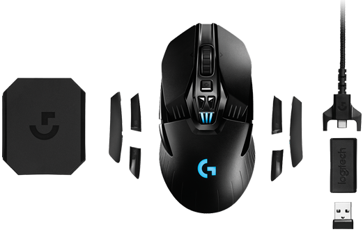 g903 wireless gaming mouse