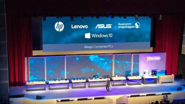windows 10 on ARM chip 600 01