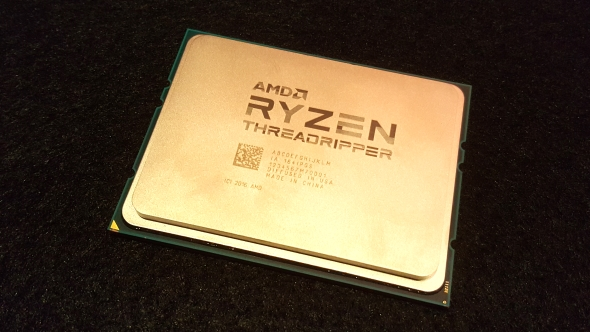 AMD Ryzen Threadripper CPU 2
