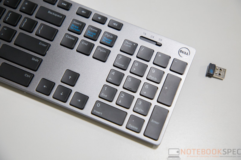 Dell Premier Wireless Keyboard and Mouse   KM717 Review 5